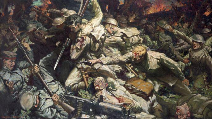 كانت أسوأ كابوس واجه الجنس البشري، وخلّفت ملايين الأرواح التي زُهقت سدى دون أن يكون هناك جدوى لتلك الفعلات الكريهة التي يواجهها البشر. هي الحرب العالمية الأولى، أسوأ الحروب التي حصدت أرواح ملايين بلا نتيجة.