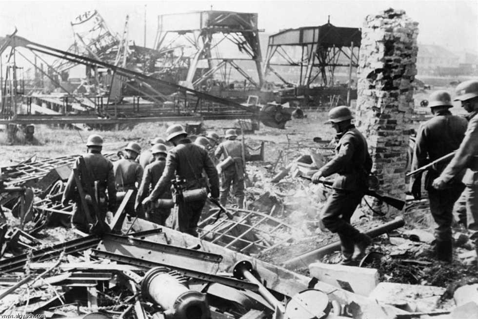 طبعت الحرب العالمية الثانية التاريخ المعاصر, وأدت الى تحولات في النظام العالمي فيما بعد.